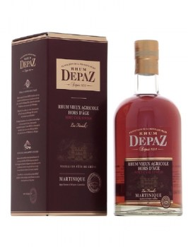 depaz hors d age port cask finish (2)