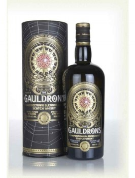 the-gauldrons-whisky website
